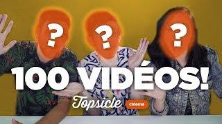 ON LIT VOS COMMENTAIRES POUR LA 100e VIDÉO! - Topsicle Cinéma