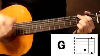 Видеоурок Как играется под гитару Король и Шут   Медведь