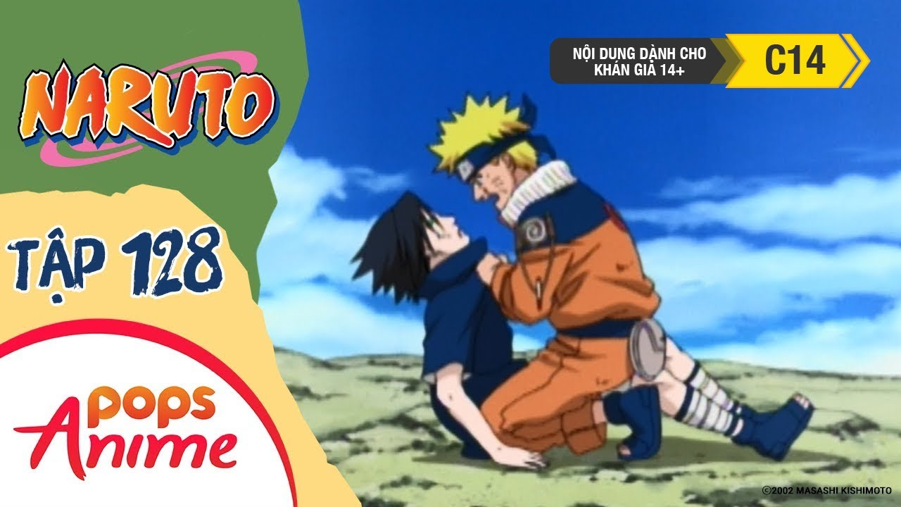 Naruto Tập 128 - Tiếng Thét Không Chạm Đến Ai - Trọn Bộ Naruto Lồng Tiếng