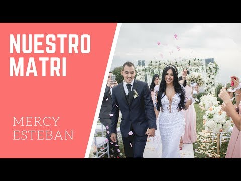 Matrimonio Mercy Collazos y Esteban Londoño ??