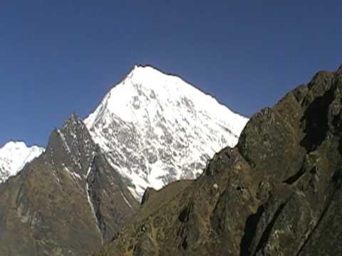 Nepal Langtang Trek 2010 Bidur and Friends part 1
