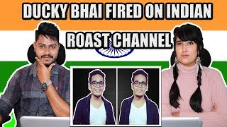 Indian Reaction On MEET THE BEGHAIRAT OF THE YEAR - Ducky Bhai | Krishna Views