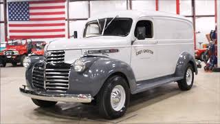 1947 GMC Suburban Grey