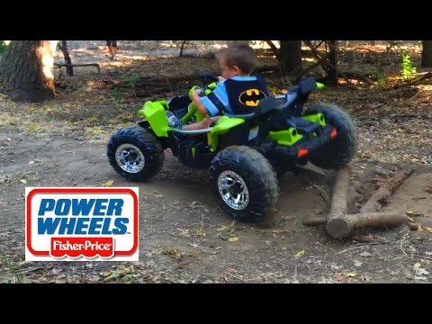 Power Wheels Dune Racer Unboxing [Plus Race]