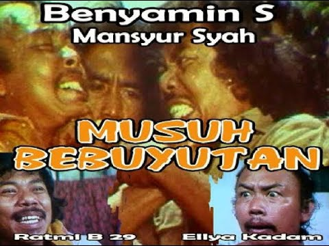 Download MUSUH BEBUYUTAN  (Benyamin S Full Movie)