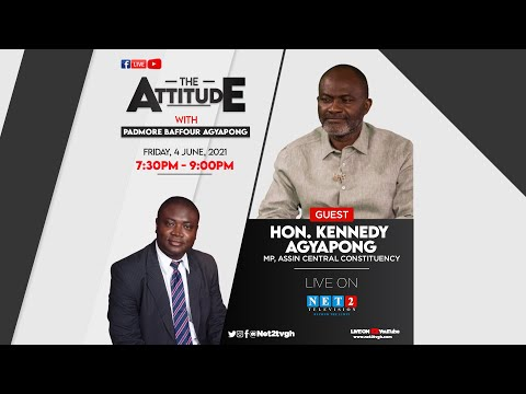 THE ATTITUDE WITH KWABENA OBENG DARKO - ENTREPRENEUR, ENGINEER AND AUTHOR (JULY 23, 2021) S02 E1