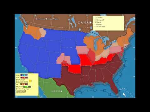Alternate American Civil War
