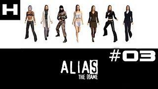Alias The Game Walkthrough Part 03 [PC]