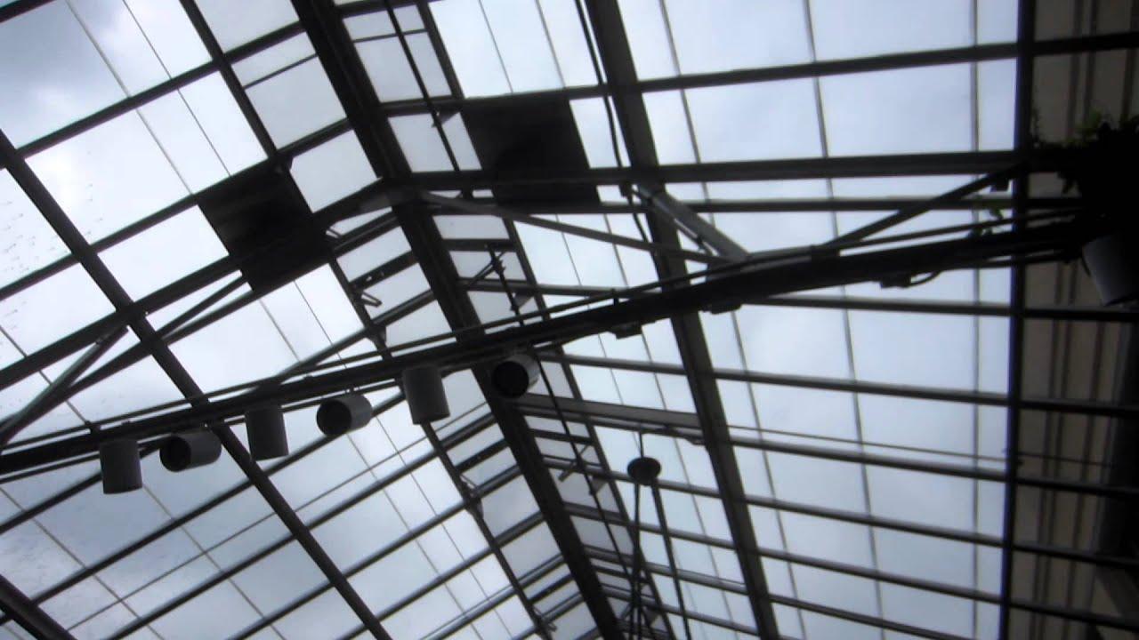 36 Quot Banvil Bronze Line Industrial Ceiling Fans Part I Youtube