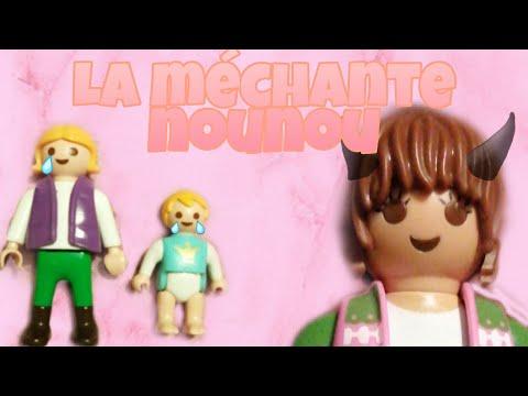 Aya's magic toys|Playmobil en français-La méchante nounou. from YouTube · Duration:  6 minutes 19 seconds