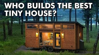 Who Builds The Best Tiny House?