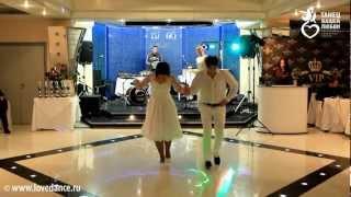 Сказочный свадебный танец!!! Оригинальная постановка!