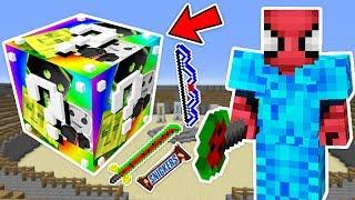 RENK BOMBASI ŞANS BLOKLARI CHALLENGE - Minecraft