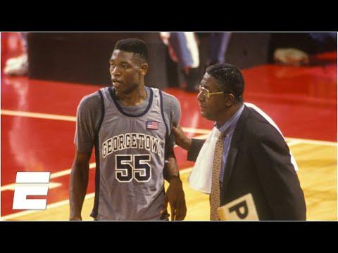 Dikembe Mutombo on what coach John Thompson meant to him | Chiney & Golic Jr