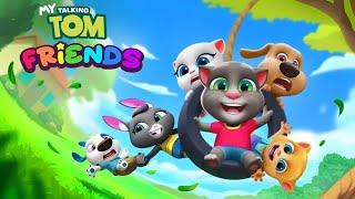 [마이토킹톰 프렌즈] 귀여운 톰과 친구들의 한집생활!!! 얘들아 똥싸고 손딲아야지!!