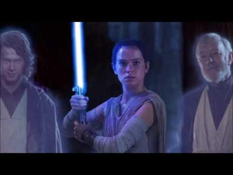 Anakin Skywalker in Star Wars The Rise of Skywalker?