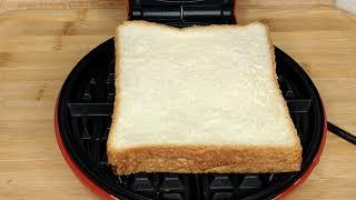 Waffle Sandwich | 와플 샌드위치 #Sho…