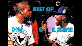 BEST OF DNA & K SHINE