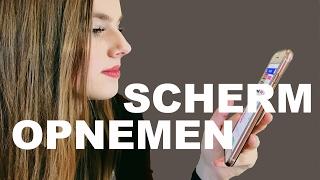 HOW TO - SCHERMOPNAME MAKEN VOOR O.A. MUSICAL.LY VIDEO'S