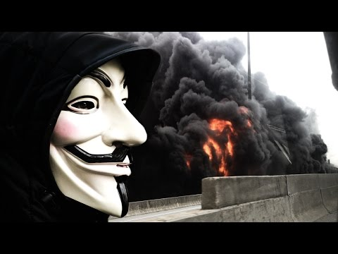 Anonymous - What They Aren't Telling You... (I-85 Bridge Collapse Cover Up TRUTH)