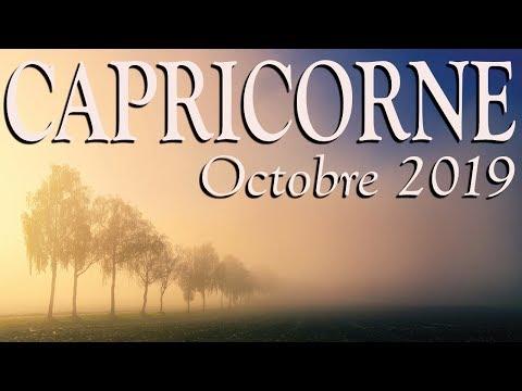CAPRICORNE - octobre 2019 ~ Pas le temps de se poser !!