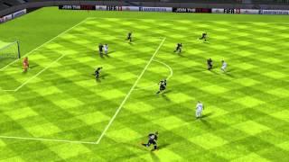FIFA 13 iPhone/iPad - Real Madrid vs. Real Valladolid
