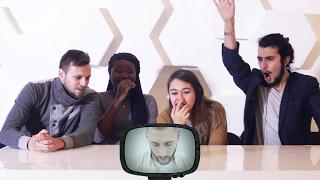 Иностранцы слушают русскую музыку #4: L
