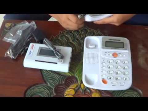 รีวิว TOPGSM03 เครื่องแปลงสัญญาณโทรศัพท์มือถือ เป็นโทรศัพท์บ้าน