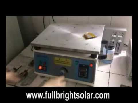 Solar electric panels Free