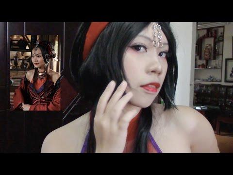 Lee D - Kiều Thị (Mỹ Nhân Kế) cosplay transformation