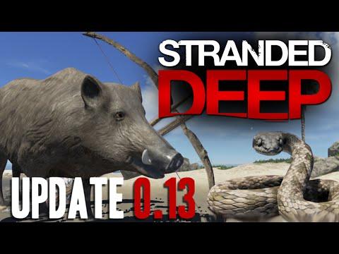 Stranded Deep - Супер Обнова 0.13 (Обзор)