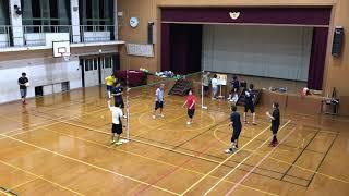 2019.6.25 朱六 ソフトバレーボール