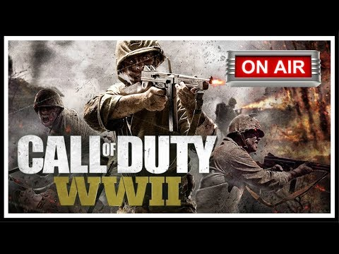 CALL OF DUTY WW2 FREE FOR ALL LIVESTREAM [ xbox one ]