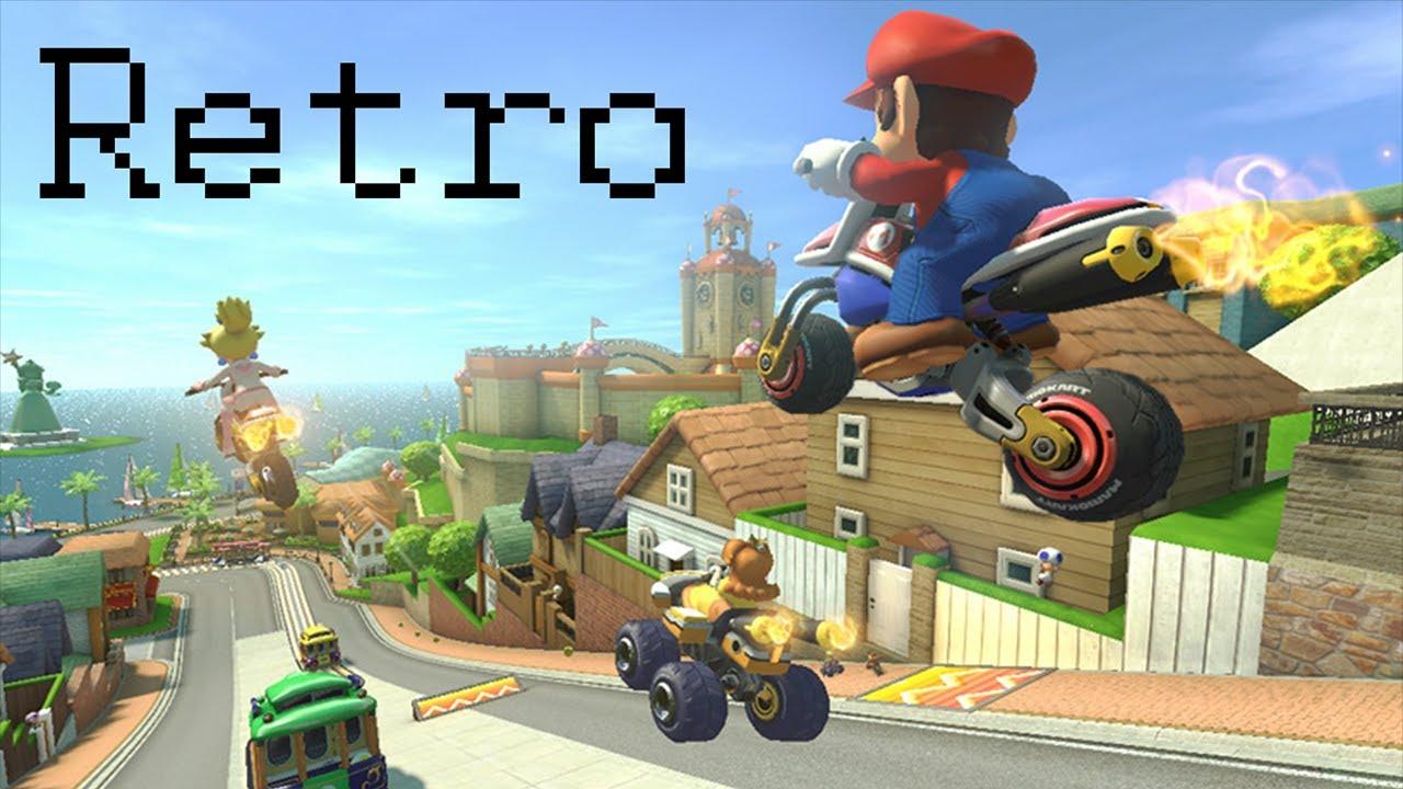 Mario Kart 8 - 9 retro track predictions - 150.4KB