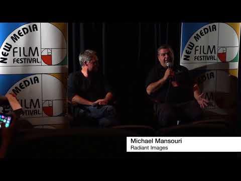 Peek into Technology Panel with 20th Century FOX, Teradek, Nvidia & Radiant Images
