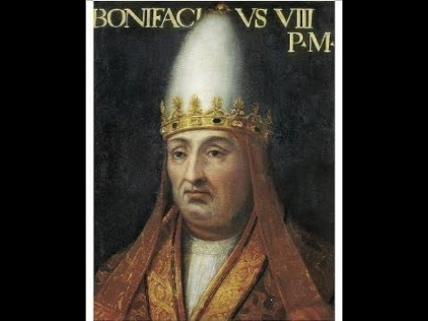 Boniface VIII v  Philip the Fair