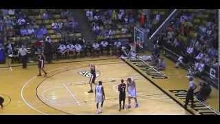 Chris Kaman head injury vs. Mozgov and Nuggets