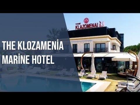 The Klozamenia Marine Hotel | Neredekal.com