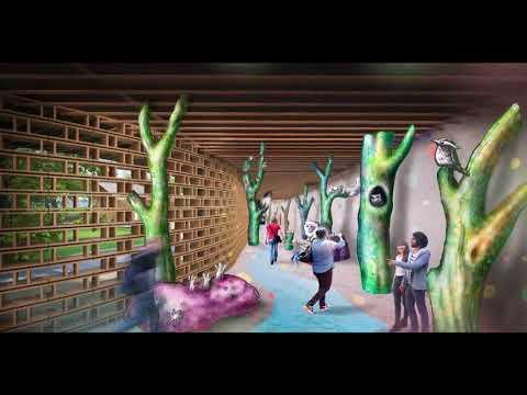 發現館空間模擬影片