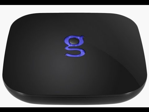 How to set up home screen apps on the G-Box Q 2.0 update.