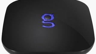 Wie einrichten home-Bildschirm apps auf die G-Box F 2.0 update.
