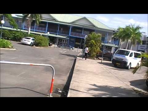 Terraces Apartments Resort Denarau Fiji & SuperMarket