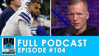 Week 15 Picks: Cowboys reeling & Shanahan's revenge | Chris Simms Unbuttoned (Ep. 104 FULL)
