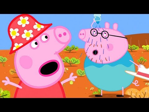 Peppa Pig Full Episodes The Outback Cartoons for Children