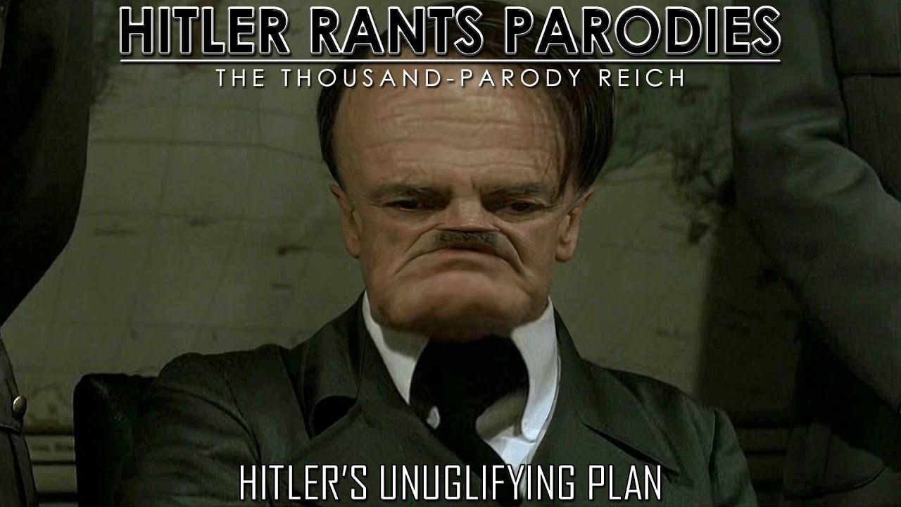Hitler's unuglifying plan