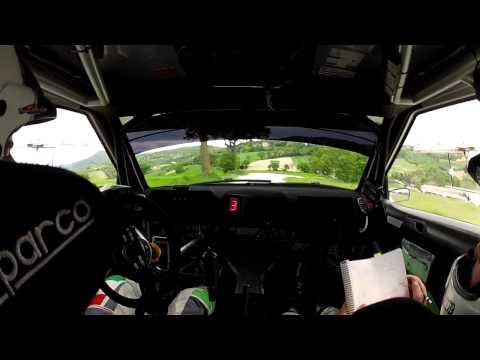 CIR 2015 - ŠKODA  Italia Motorsport. Scandola D'Amore 22° Rally Adriatico