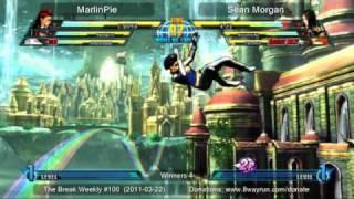 The Break Weekly #100 - W4 - MarlinPie VS Sean Morgan