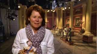 The Pirates! Band of Misfits: On Set Interview Imelda Staunton Part 1 [HD]