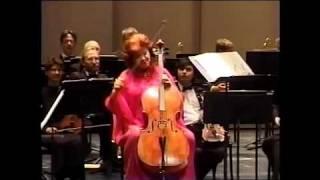 """ENNIO BOLOGNINI  """"ECHO SERENADE"""" ~ CHRISTINE WALEVSKA ~ CELLO SOLOIST 1999"""