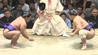 Летний (майский) турнир по Сумо 2012: Нацу Басё 4-6 дни/ SUMO Natsu Basho 2012